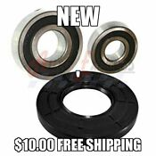 Ge Washer Front Load High Quality Bearing Seal Kit W10253856 W10253866
