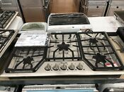 Thermador Masterpiece Sgsx365fs Stainless Steel Gas Cooktop 36 In Silver