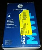 Genuine Oem Ge General Electric Mwf Replacement Refrigerator Water Filter Read