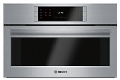 Bosch Hslp451uc Benchmark Series 30 Stainless Steel Steam Convection Oven New