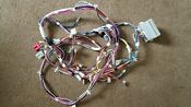 Oem Frigidaire Front Load Washer Wire Wiring Harness 1340773300 916740