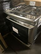 Electrolux Ew30ds65gs 30 Stainless Slide In Dual Fuel Range Open Box Item