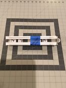 Kenmore Refrigerator Crisper Drawer Center Track Rail W10694150