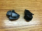 2x Oem Whirlpool Kenmore Maytag Washer Dryer Top Panel Clip Lock Wp18776 18776