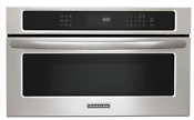 Kitchenaid Kbhs109bss 30 Stainless Steel Built In Microwave Oven Brand New