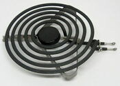 Electric Range Canning Burner Element 8in 5 Turn Canner Stove Top Part Mp26ka
