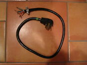 Electricord 4 Prong 4 Foot 240 Volt 30 Amp Dryer Stove Electric Power Cord