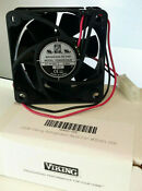 Oem Viking Refrigerator Axial Appliance Fan 004551 000 Od6025 24lb Usa Seller
