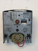 Oem Genuine Ge Hotpoint Residential Washer Washing Machine Timer 905c969g007