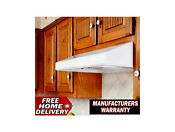 Vent A Hood Slh6 K30 Wh White Emerald 250 Cfm 30 Under Cabinet Hood Free Ship