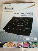 Duxtop Secura 8300st 1800w Electric Induction Cooktop Countertop Burner