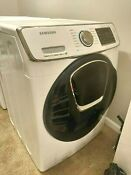 Samsung 4 5 Cu Ft 14 Cycle Addwash High Efficiency Front Loading Washer With