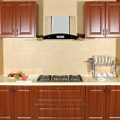 34 Stainless Steel Built In 6 Burners Cooktop Ng Lpg Gas Hob Cooker Kitchen Usa