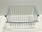 Thermador Refrigerator Wire Freezer Basket Oem 2222472