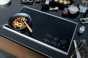Ct36is Wolf 36 Induction Cooktop Framed Stainless Trim In Box