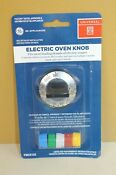 Ge Appliances Electric Oven Knob General Electric Pm3x122 New