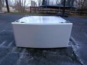 Kenmore 79651042310 29 Washer Or Dryer Pedestal White Lg With Hardware 51042