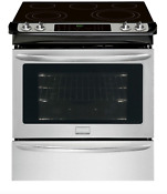Frigidaire Fges3065pf Stainless Steel Convection 30 Electric Range Brand New