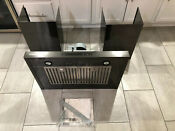 Samsung Nk30k7000wg 30 Black Stainless Range Hood Vent Display Unit Bluetooth