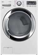Lg Steamdryer Series Dlex3370w 27 Inch Electric Dryer White