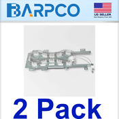 2 Pack 8544771 Heating Element Fits Whirlpool Dryer Replacement Part New