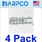 4 Pack 8544771 Heating Element Fits Whirlpool Dryer Replacement Part New