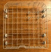 G E Kenmore Dishwasher Gld 4900poocc Lower Rack Off White Free Shipping