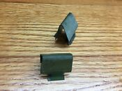 2x Oem Frigidaire Kenmore Electrolux Dryer Washer Top Panel Clip 3205821 3051124