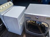 2 Gas Dryers Lg Frigidaire Gas Dryers Laundry Dryer Machine