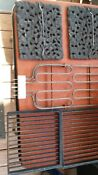 Jenn Air Electric Cook Top Parts 1 Gril 4 Cast Iron Covers