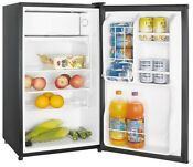 Magic Chef Mcbr350s2 3 5 Cu Ft Compact Refrigerator Stainless Look