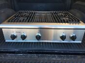 Thermador Professional 36 Gas Cooktop Griddle