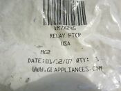 Ge Refrigerator Start Relay Part Wr7x245