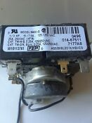 Whirlpool Washer Dryer Combo Timer W10113761 014 67511