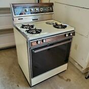 Vintage 30 Inch 1980 S Tappan Convectionaire Gas Stove Deluxe Stove