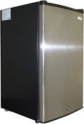 Spt Uf 304ss 3 0 Cu Ft Upright Freezer In Stainless Steel Energy Star