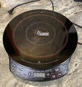 Nuwave Precision Induction Cooktop Hearthware Model 30121 Works Excellent