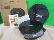 Nuwave Precision Induction Cook Top Model 30101 W Free Carry Protective Case