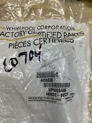 Whirlpool Oven Wp4455605 And Wp4455606 Hinge Receivers Genuine Oem Parts