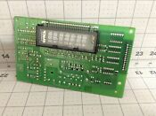 Wb27t11345 Ge Microwave Main Control Board Wb27t11345