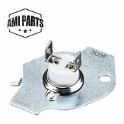 Ami Parts 3977393 Thermal Fuse Replacement Part Fit For Whirlpool Kenmore Maytag