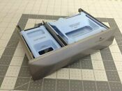 Aaz72925602 Lg Kenmore Washer Detergent Container Assembly Aaz72925602