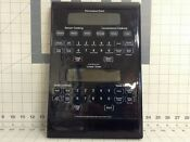 Wb27t11346 Ge Microwave Oven Combo Control Panel Touchpad Wb27t11346
