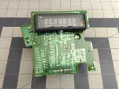 Wb27t11249 Ge Combo Microwave Control Board Wb27t11249