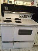 1960s General Electric Oven Range Vintage