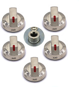 Maple Bay 5 Pack Dg64 00473a Upgraded Samsung Oven Knob Replacement Parts Range