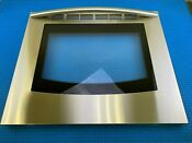 Genuine Samsung Electric Oven Door Outer Panel Assembly Dg94 00212a Dg64 00242a