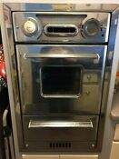 Vintage Slattery Built In Wall Oven