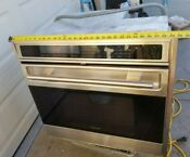 Wolf Stainless Single 30 Built In In Wall Oven So30fs