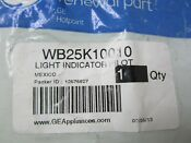 Wb25k10010 New Genuine Oem Ge Range Indicator Light